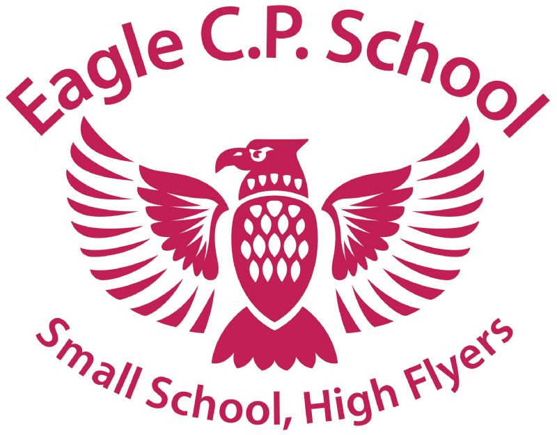 Eagle School Logo