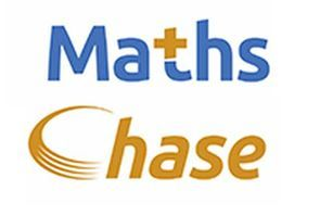 Maths Chase Logo